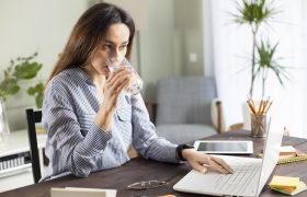 5 dicas de saúde no trabalho home office